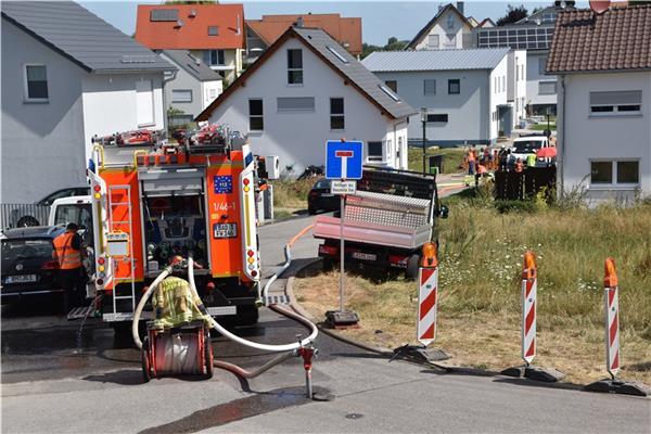 Feuerwehreinsatz Baden Baden