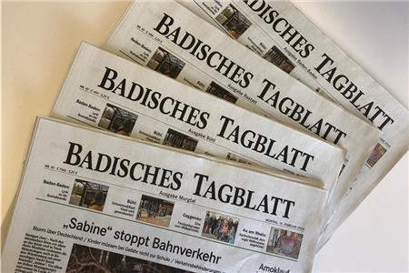 Badisches Tagblatt Traueranzeigen