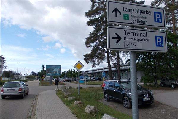 Günstig Parken Baden Airpark