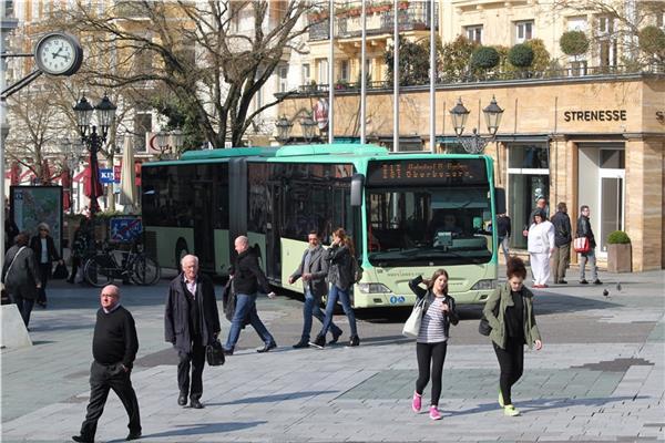 Buslinien Baden-Baden