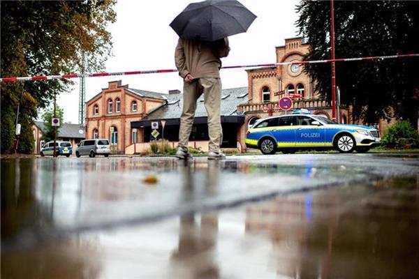 Nicolas Cage in Baden-Baden